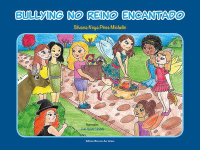 capa do livro Bullying no reino encantado